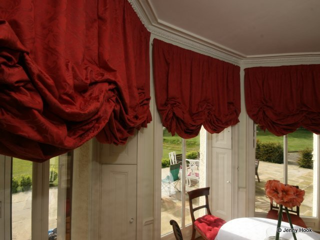 Handmade Blinds Jenny Hook Curtains Professional